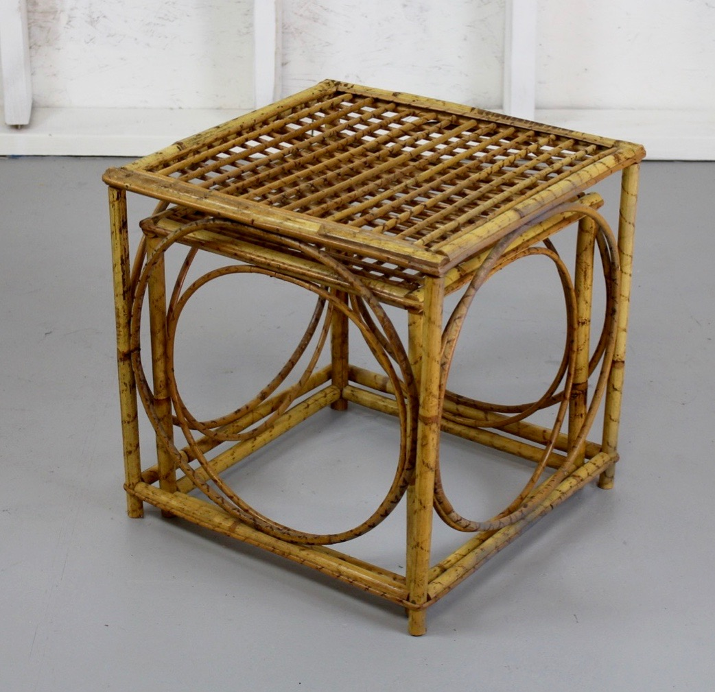 bamboo nesting tables d -